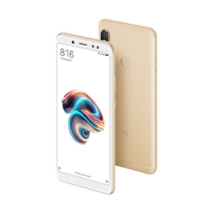 Мобилен телефон Xiaomi REDMI NOTE 5 DS GOLD 64/4 MZB6120EU
